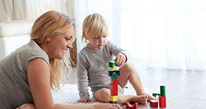 Partnersuche für single mit kind